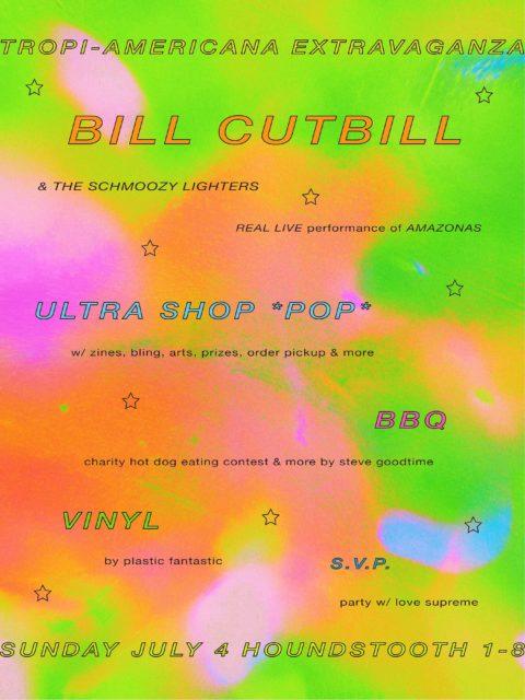 Bill cutbill live houndstooth