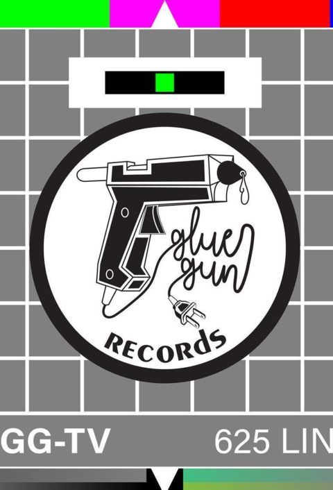 Glue gun records compilation party online