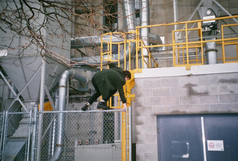 Theo Vandenhoff Climbing Higher