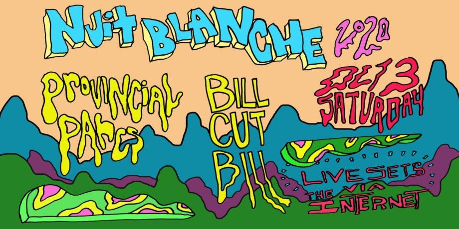 Bill cutbill nuit blanche